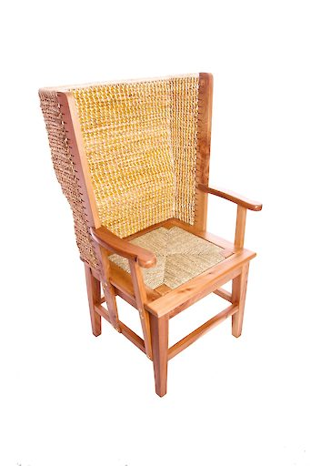Gents Orkney Chair in Elm £1480